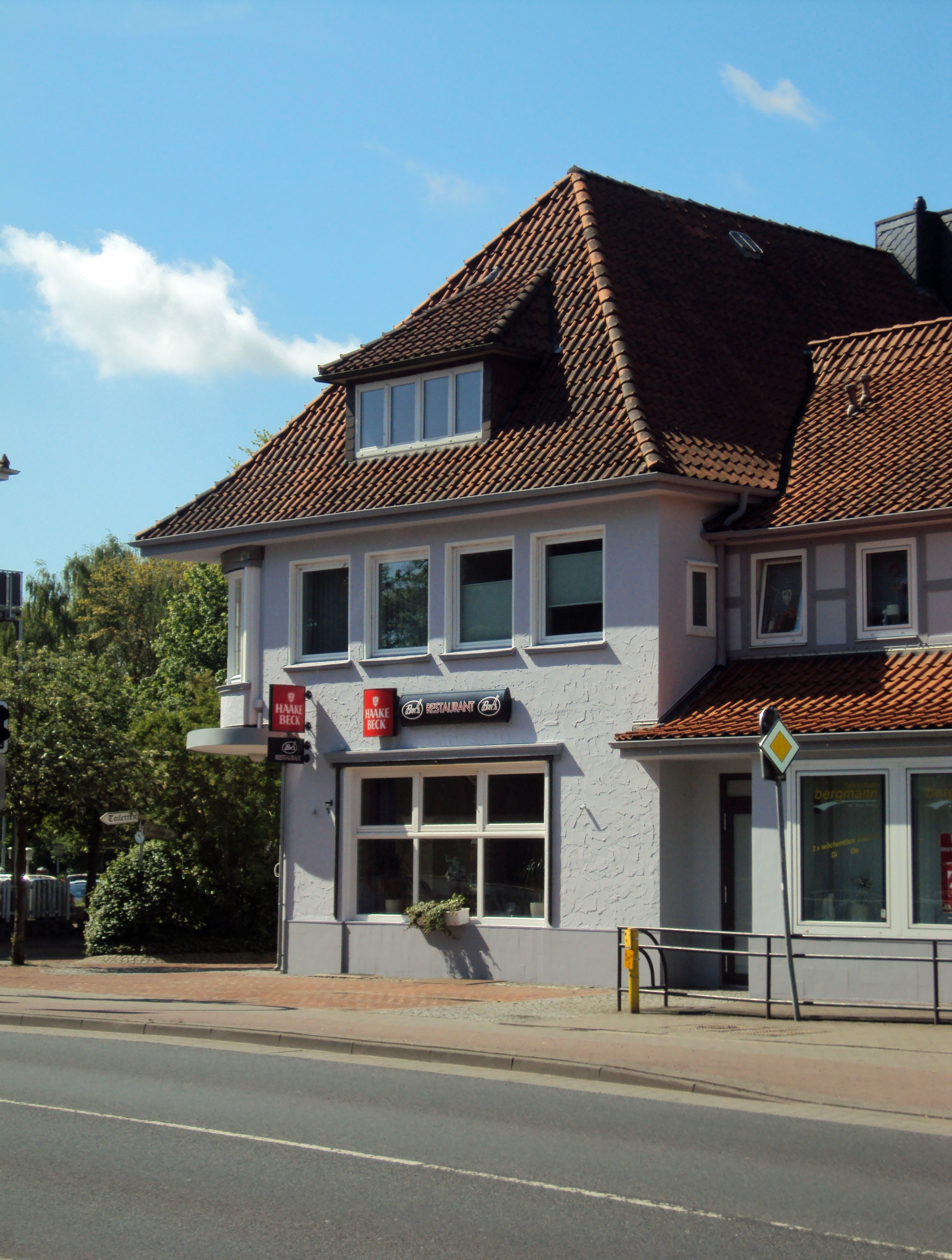 Cafe Felix in Syke - OT Syke-Stadt ( CC BY-NC-SA)