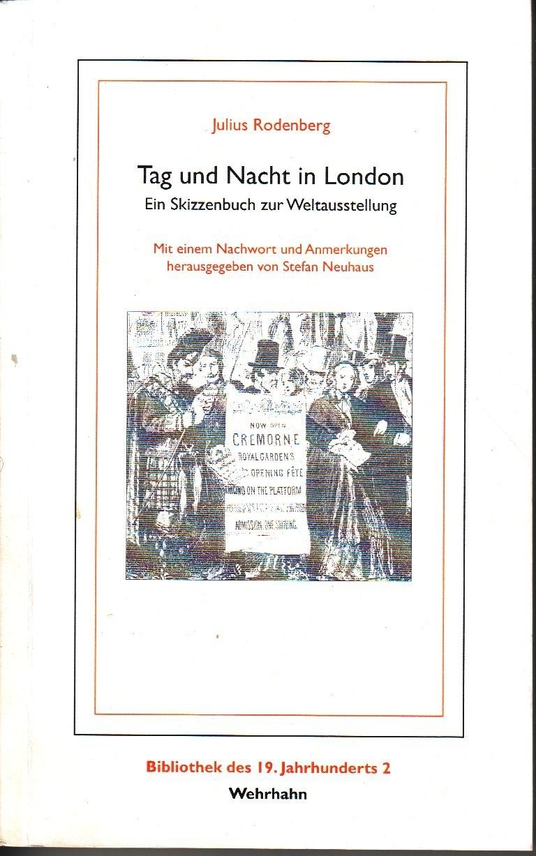 Tag und Nacht in London (Museumslandschaft Amt Rodenberg e.V. CC BY-NC-SA)
